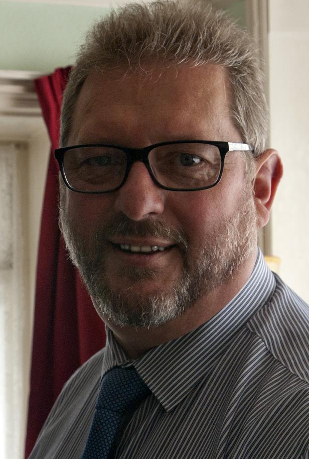 Steve Gibbons-Roscoe
